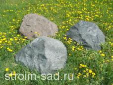 Искусственный камень-валун D-80 Люкс
