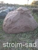 Искусственный камень-валун Люкс(на газгольдер)
