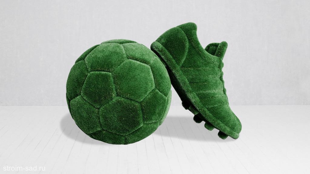 Топиари Мяч и бутса