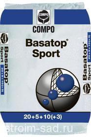 Удобрение газонное «Базатоп Спорт» (25 кг)