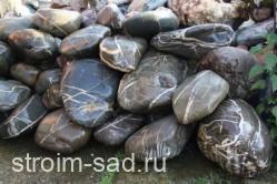 Валун речной «Паутинник» фр.100-300 мм.