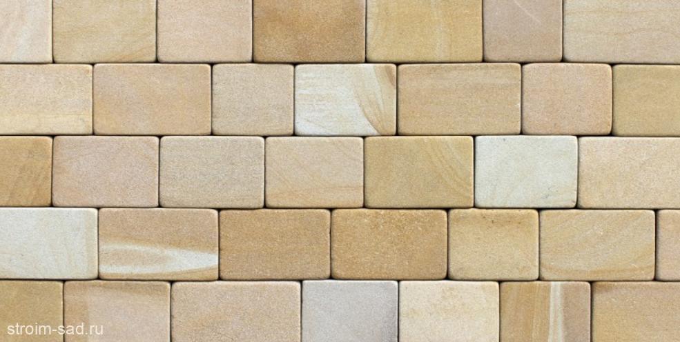 Песчаник (плитка, брусчатка)