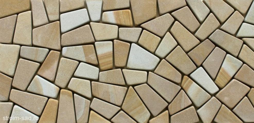 Песчаник брусчатка (Готика) art: PSG-L-01