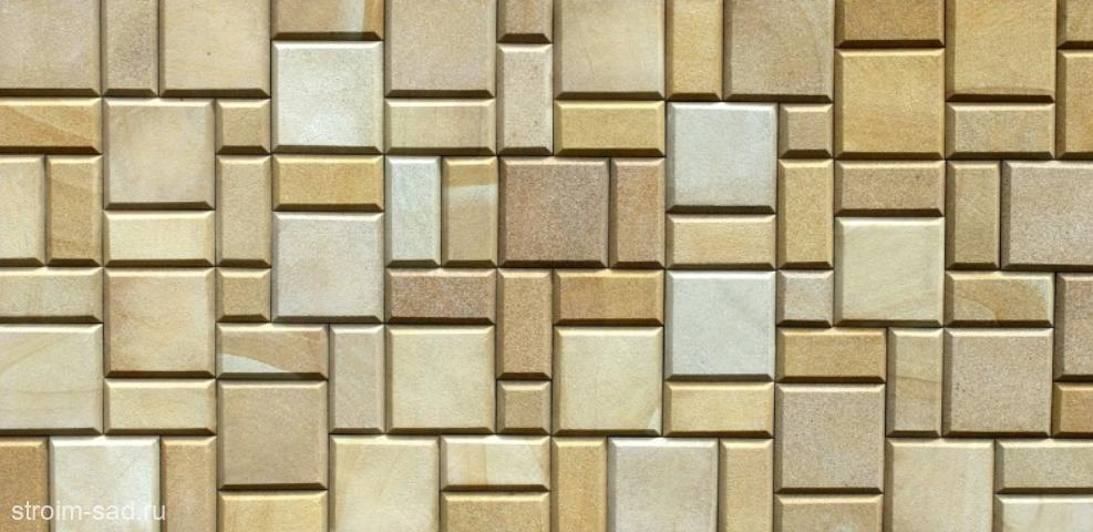 Песчаник-плитка (Римская кладка) art: PSG-L-02