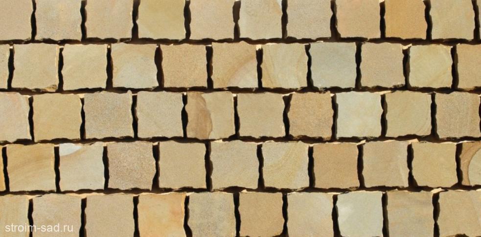 Песчаник брусчатка (Прага) art: PSG-10-07