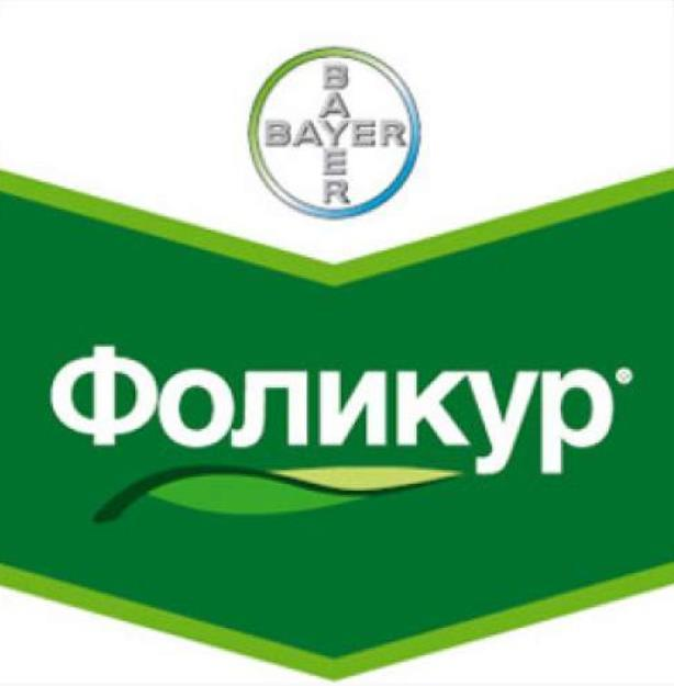 Фоликур — фунгицид для рапса и зерновых культур, 5 л, Bayer CropScience (Байер) Германия