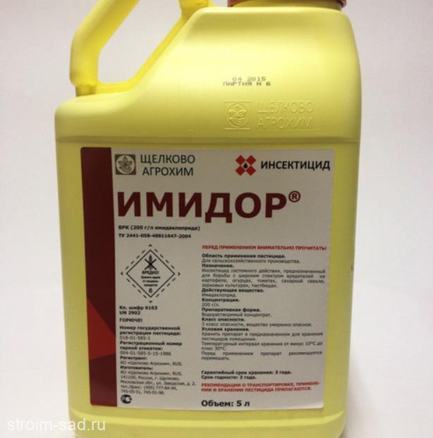 Имидор ВРК — инсектицид, 5 л, Щелково Агрохим