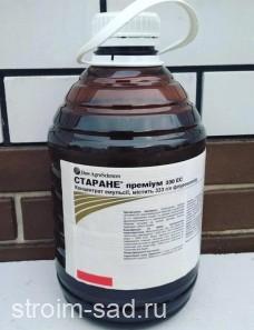 Старане Премиум 330 — гербицид против сорняков в позднюю фазу развития зерновых, 5 л, Syngenta