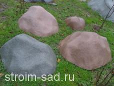 Искусственный камень-валун D-100 Стандарт