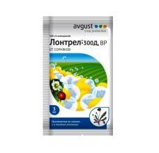 Лонтрел 3 мл пакет (гербицид на газоне,землянике)