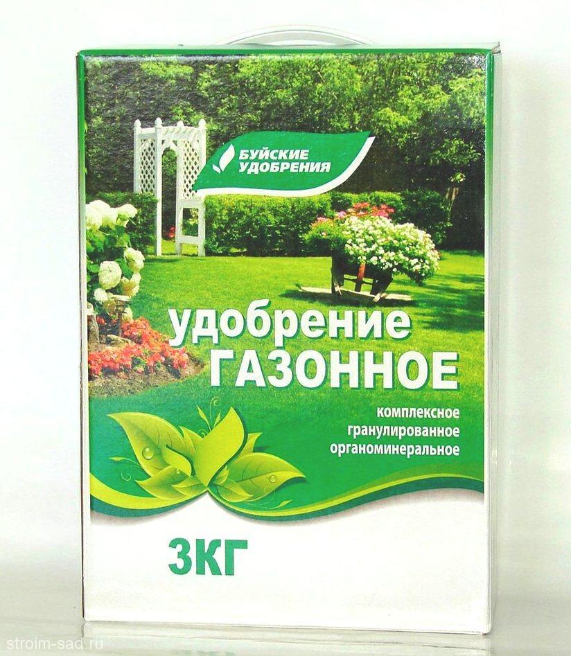 ОМУ Газонное 3 кг серии ЭЛИТ Буйский , шт