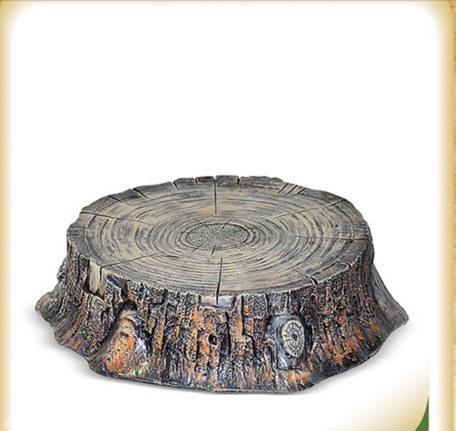 Искусственный камень-валун «Пень Малый» D-60