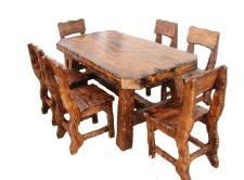 Комплект садовой мебели под старину