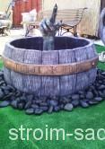 Авторская скульптура «Водяной»