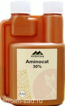 Аминокат 30% (органо-минеральное удобрение) 0,1 л