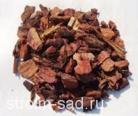 Кора лиственницы средняя (6-10 см)