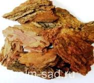 Кора сосны крупная(10-20см)
