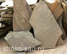 Плиты для шаговых дорожек (песчанник), м2