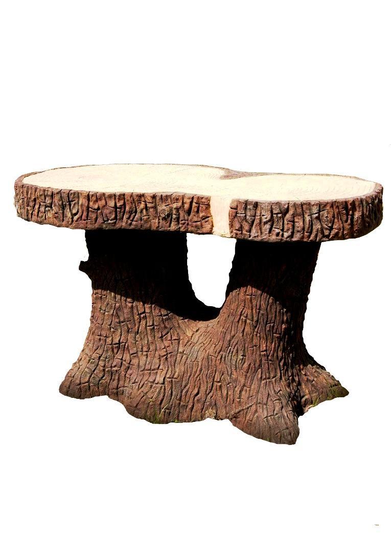 Стол-дерево