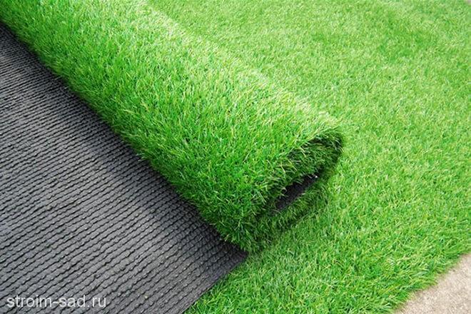 Искусственный газон: преимущества и недостатки