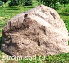 Искусственный камень-валун серии «ЛЮКС» D-120
